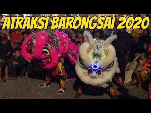 lion-dance-imlek-2020-|-atraksi-barongsai-klenteng-kwan-kong-makassar