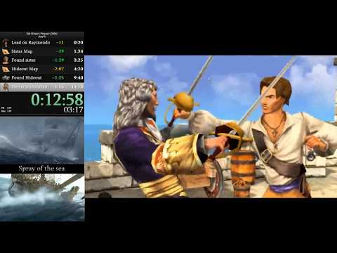Sid Meier's Pirates! (PC) - Any% Speedrun in 13:06