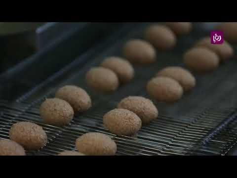 مطبخ رؤيا مع نبيل - مراحل صنع الكبة في مصنع نبيل