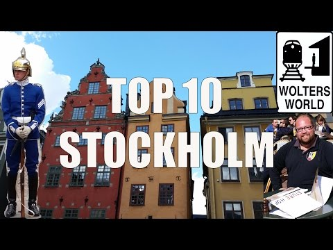 Visit Stockholm - What to See & Do in Stockholm, Sweden
