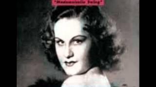 Mademoiselle SWING:  Irène de Trébert..et Raymond Legrand et son orchestre