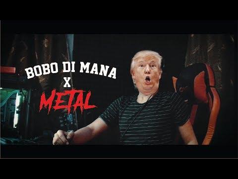 Bobo Dimana [METAL PARODY] - Aliff Syukri, Nur Sajat, LucintaLuna