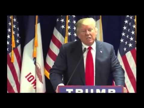 Donald Trump Newton Iowa Campaign Rally November 19 2015