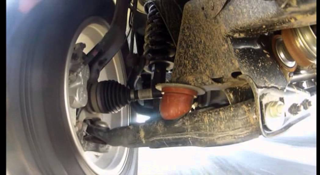 Product Review: Ford PX Ranger 2012 Front Suspension
