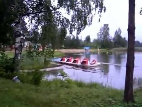 Санаторий Валентиновка Тверская область 2007 год