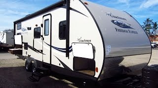 HaylettRV.com - 2016 Freedom Express 257BHS Bunkhouse Ultralite Camper by Coachmen RV