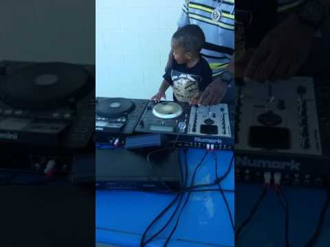 My Lil DJ Nephew