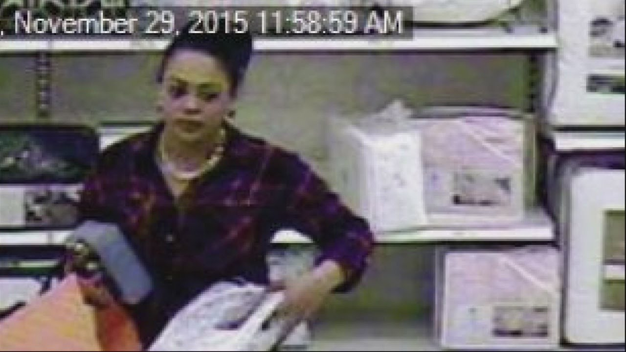 Deputies: Woman bites Target loss prevention officer - YouTube