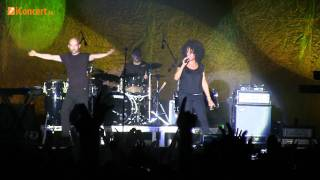 Moby - Honey - The Mission Dance Weekend 2011 - iConcert.ro