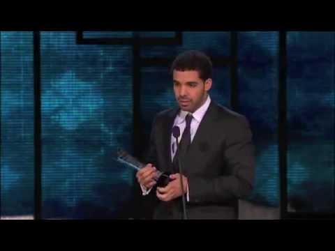 Drake - 2011 Allan Slaight Award Recipient