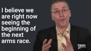 Cyber Arms Race - Mikko Hypponen