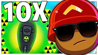 x10 NUCLEAR SUBMARINE TOWER MOD - BLOONS TD BATTLES MOD | JeromeASF