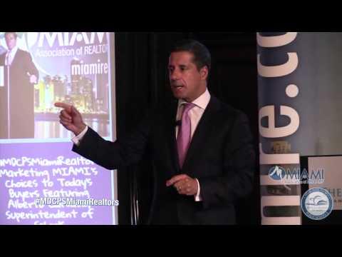 Marketing Miami Dade Public Schools to Today's Buyers featuring Alberto Carvalho!