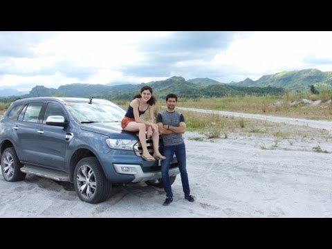 Vlog || Philippines Road Trip With Ford!