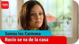 Rocío se va de la casa de los Carmona | Somos los Carmona - T1E103 thumbnail