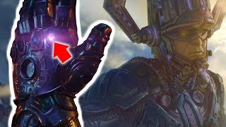 Галактус - это КАМЕНЬ СИЛЫ: Как ГАЛАКТУС появится в 4 фазе киновселенной Марвел | Теория