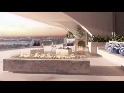 Jade Signature Upper Penthouse For Sale in Miami