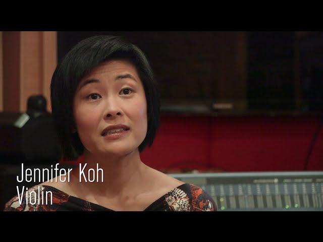 "Biennial Beat: Jennifer Koh's ""Shared Madness"""