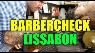 BARBERCHECK IN LISBOA - BARBEARIA OLIVEIRA | BARTMANN