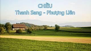 CHIỀU -Thanh Sang- Phượng Liên - Cổ Nhạc