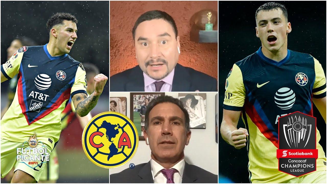 ANÁLISIS América a la SEMIFINAL de la Concachampions. Ahora a la Liguilla Liga MX | Futbol Picante