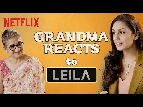 Indian Grandmas react to Leila | Netflix