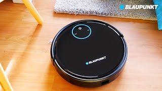 joyvi Beispielvideo BLAUPUNKT robot vacuum cleaner