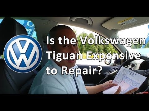 VW/Volkswagen Reliability. Is Tiguan Expensive to Repair & Should You Buy the Extended Warranty?