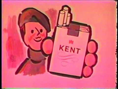 Kent Cigarettes Commercials
