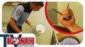 Koks im Käse: Die Verstecke der Häftlinge bei Zellendurchsuchung   Focus TV Reportage