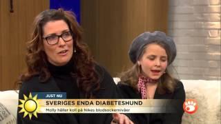 Nike, 9 år: Peter vem väcker dig på nätterna? - Nyhetsmorgon (TV4)