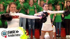 Cheerleading - Turnen, Akrobatik, Tanz | Tigerenten Club | SWR Kindernetz