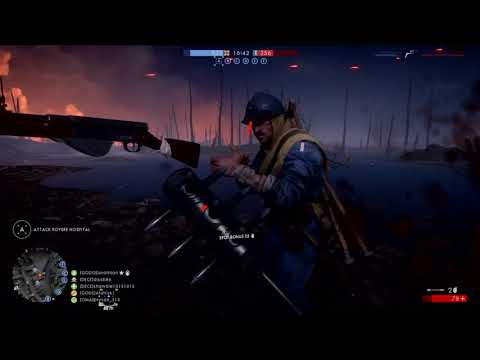 Battlefield™ 1 Raiding the trenches