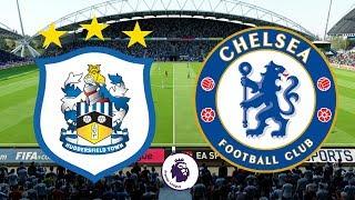 Premier League 2018/19 - Huddersfield Vs Chelsea - 11/08/18 - FIFA 18