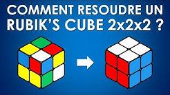 Comment résoudre un Rubik's Cube 2x2x2 ?