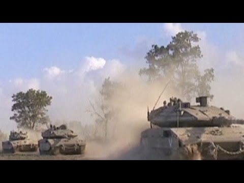 Cease-fire holds in Gaza in early hours