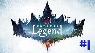 Endless Legend - CIVILIZATION MÍSTICO??? #1 (Gameplay / PC / PTBR) HD