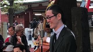 東京大衆歌謡楽団浅草神社奉納ライブ第2部ノーカット版   NO 11