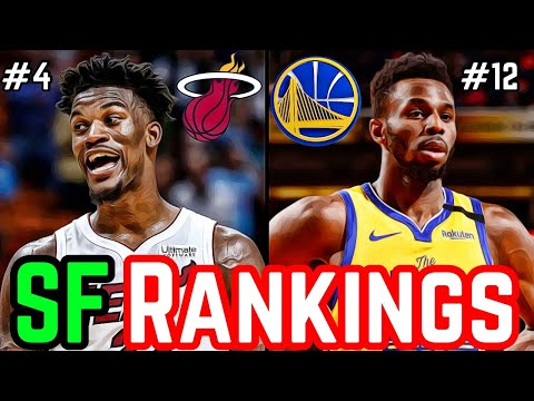 Ranking Every NBA Teams Best Small Forward