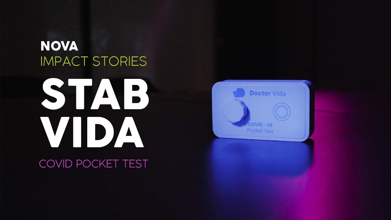 Pocket PCR for single covid-19 testing