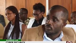Cyber Security - Business Live on Joy News (22-11-16)