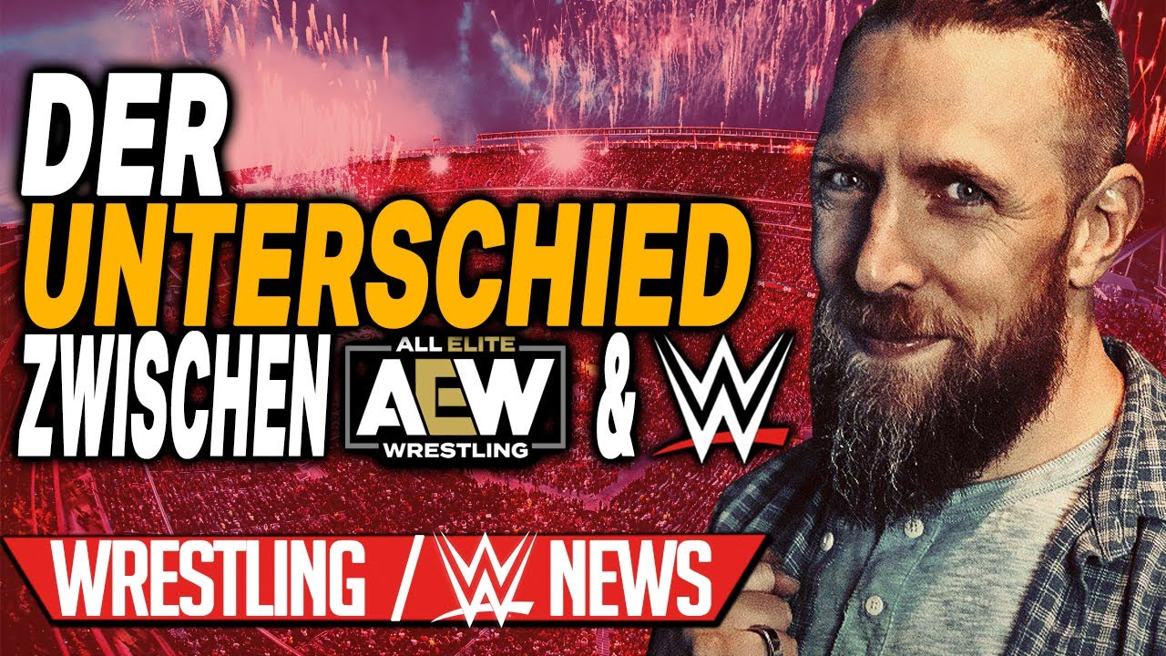 Daniel Bryan äußert die Unterschiede von AEW & WWE, Infos zum Draft! | Wrestling/WWE NEWS 121/2021