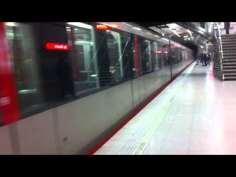 Metro Bilbao  UT 500 San Mamés