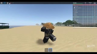 Roblox: NVA force try to shoot down 3ID Chopper