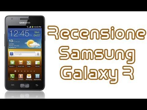 Samsung Galaxy R, recensione completa in italiano by AndroidWorld.it