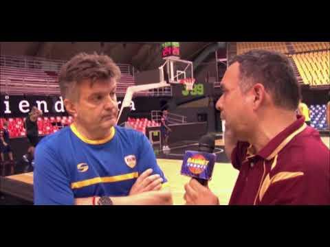 Basket Report 04 previa Venezuela vs Chile parte 1