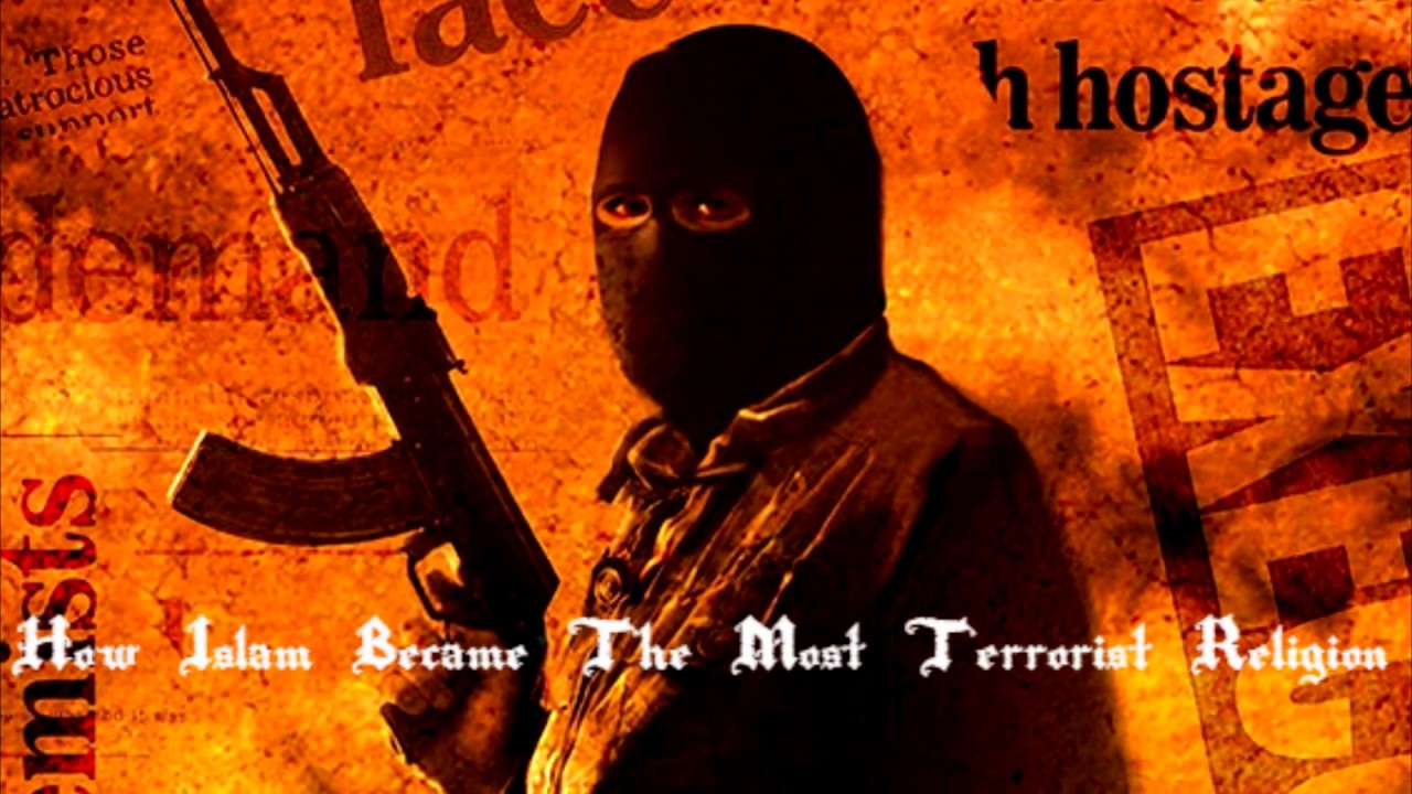 How Islam has become most terrorist religion in the world?
