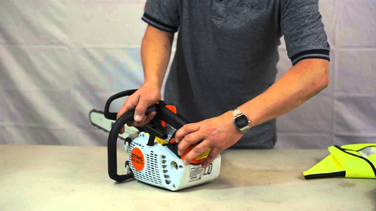 stihl ms 192t chainsaw review by gardenland power equipment youtube. Black Bedroom Furniture Sets. Home Design Ideas