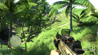 Far Cry 3: PC Gameplay HD 7850 OC Ultra [ 1080p ] Pt.4