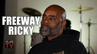 Freeway Ricky Cries: Cocaine was There to Prepare Me for My Real Life Mission (Part 20)